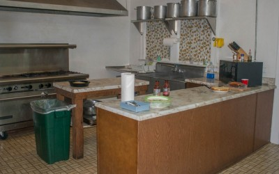 big house kitchen