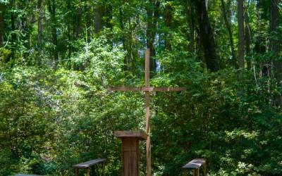 Outdoor Chapel