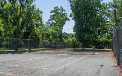 Outdoor - Tennis Court