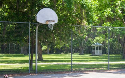 Outdoor - Basketball Court