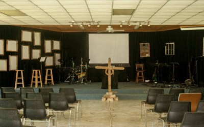 Tabernacle Stage - Equipment not included